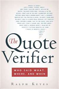 The Quote Verifier